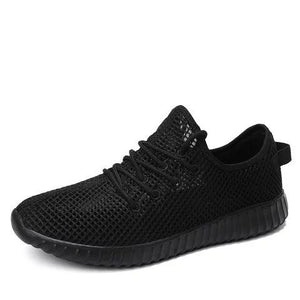 High-quality Flyknit Athletic Shoes Breathable Unisex Sneakers
