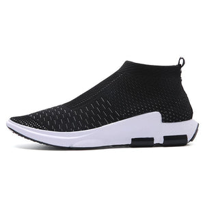 Couple Style Breathable Mesh Running Shoes Sneakers Women's Sport Shoes