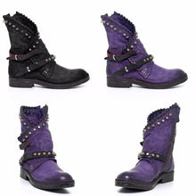 Load image into Gallery viewer, Fashion Designed Women Riding Ankle Boots