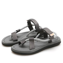 Load image into Gallery viewer, Outdoor Beach PVC Summer Flat Heel Casual Sandals for Men