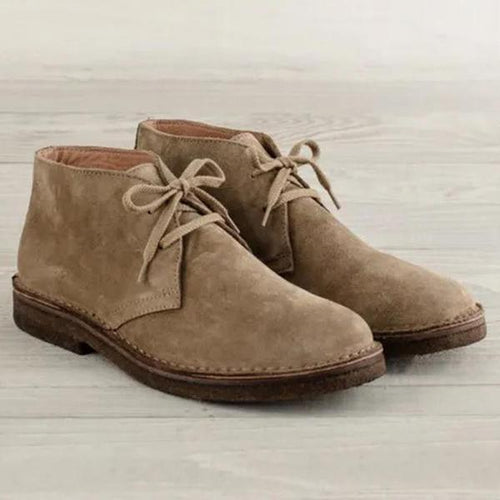 Comfortable Suede Boots