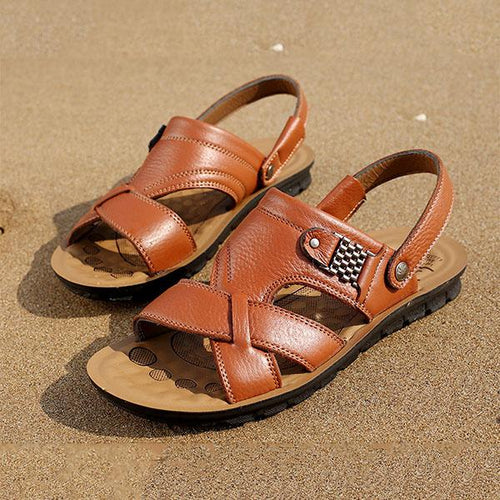 Men's Antislip Beach Shoes Casual Sandals