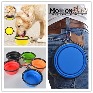 Collapsable Water Bowl Clip