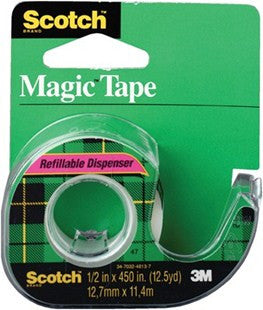 3M - SCOTCH TAPE 104 - 24CT/BOX