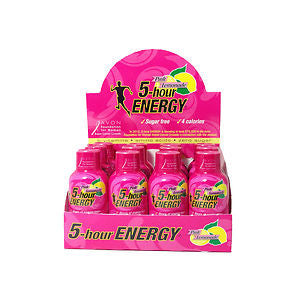 5 Hour Energy Display -Pink Lemonade - 12CT/BOX