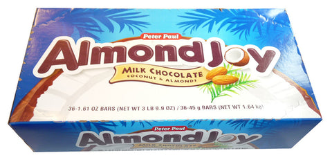ALMOND JOY - 36CT/BOX