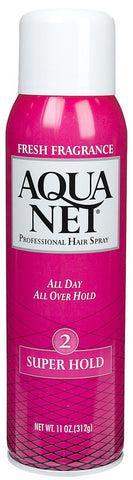 AQUANET - HAIR SPRAY 11OZ  - 12CT/UNIT