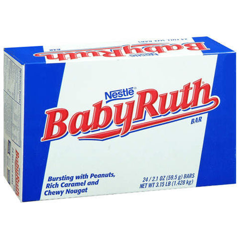 BABY RUTH - 24CT/BOX