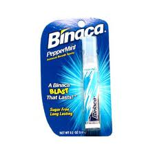 BINACA - PEPPERMINT .2OZ - 6CT/BOX