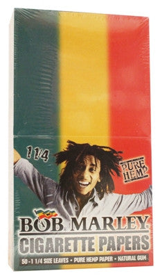 BOB MARLEY - ROLLING PAPER 1.25 - 50CT/DISPLAY