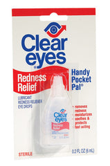 CLEAR EYES - REDNESS RELIEF 0.2OZ - 12CT/DISPLAY