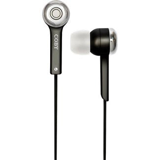 COBY - EARPHONES CVE52 (PIECE)