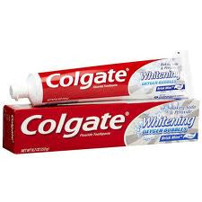 COLGATE - BAKING SODA WHITENING TOOTHPASTE 8.2OZ - 12CT/UNIT