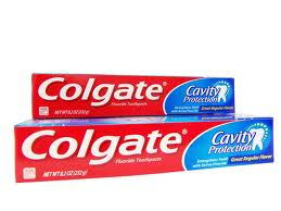 COLGATE - CAVITY PROTECTION TOOTHPASTE 8.2OZ - 12CT/UNIT