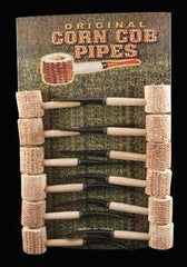 CORN PIPE LARGE - 12CT/DISPLAY