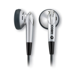 COBY - EARPHONES CVE11 (PIECE)