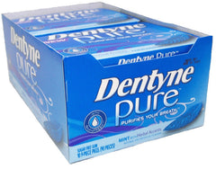 DENTYNE PURE - MINT GUM - 12CT/BOX