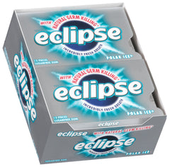 ECLIPSE - POLAR ICE GUM - 12CT/BOX