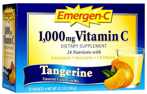 EMERGEN-C - DIETARY SUPPLEMENT - TANGERINE