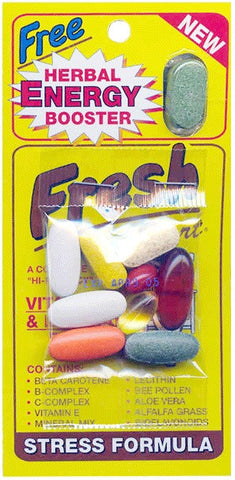 FRESH START VITAMINS - 24PK/BOX