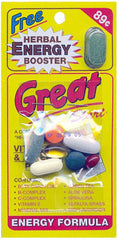 GREAT START VITAMINS - 24PK/BOX