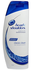 HEAD & SHOULDERS - CLASSIC CLEAN SHAMPOO 200ML - 6CT/UNIT