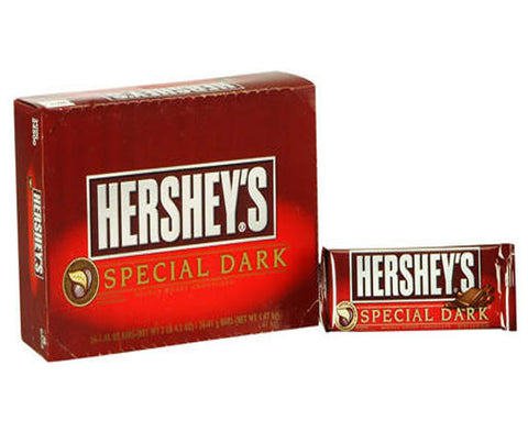 HERSHEY'S - SPECIAL DARK - 36CT/BOX