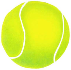HI-BOUNCE - TENNIS BALLS  - 12CT/UNIT