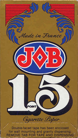 JOB - CIGARETTE PAPER 1.5 - 24CT/DISPLAY