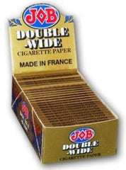 JOB - DOUBLE WIDE CIGARETTE PAPER - 24CT/DISPLAY