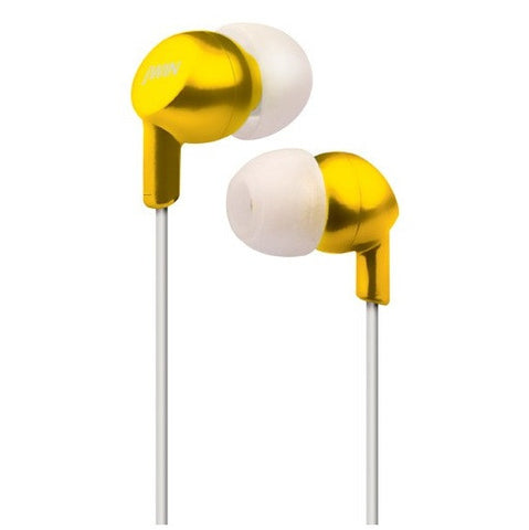 JWIN - STEREO HEADPHONES - JHE21 - GOLD