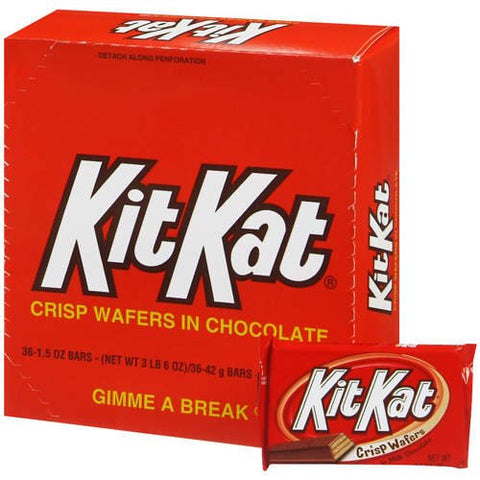 KIT KAT - 36CT/BOX