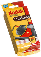 KODAK - CAMERA WITH FLASH