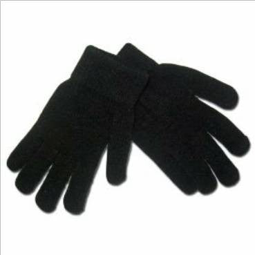 MAGIC GLOVES - BLACK - 12CT/PACK