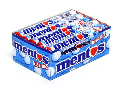 MENTOS - MINT - 15CT/BOX