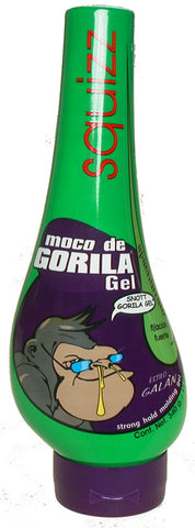 MOCO DE GORILA - EASY HOLD (GREEN) 12OZ  - 6CT/UNIT