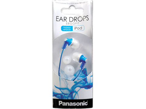 PANASONIC - HEADPHONES - HJE120 - BLUE