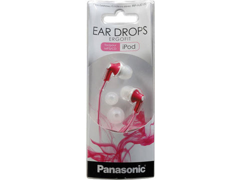 PANASONIC - HEADPHONES - HJE120 - PINK