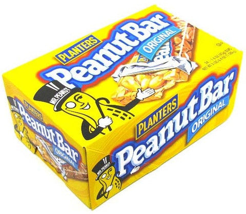 PLANTER'S PEANUT BAR - 24CT/BOX