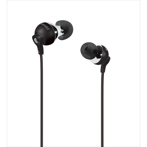 POLAROID - SOUND IMPACT HEADPHONES - PEP25 - BLACK