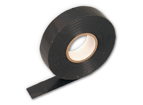 PVC BLACK TAPE - 24CT/CASE