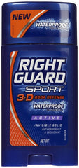 RIGHT GUARD - ACTIVE DEODORANT 2.25OZ - 6CT/UNIT