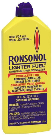 RONSONOL - 8OZ - 12CT/DISPLAY
