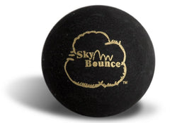 SKY BOUNCE - BLACK BALLS  - 12CT/UNIT