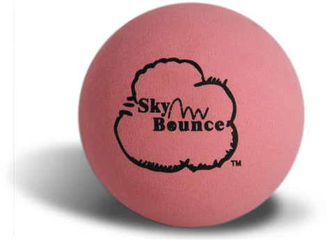 SKY BOUNCE - PEACH BALLS  - 12CT/UNIT