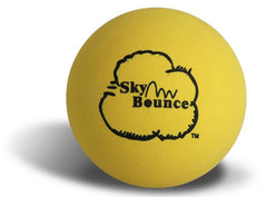 SKY BOUNCE - YELLOW BALLS  - 12CT/UNIT