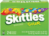 SKITTLES - SOUR - 24CT/BOX