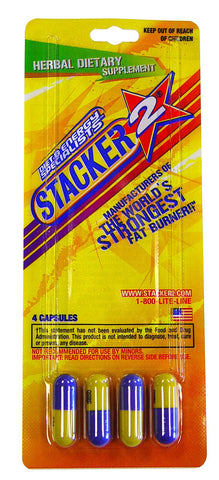 STACKER 2 - HANGING LOOSE BLISTER PACKS - 24CT/BOX