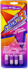 STACKER 3 - HANGING LOOSE BLISTER PACKS - 24CT/BOX