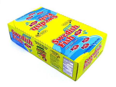 SWEDISH FISH - 24CT/BOX